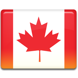 Download Canada Flag Logo Free PNG Icon Transparent Images, Clipart