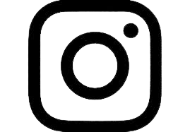 New Instagram logo vector (black and white) free download.