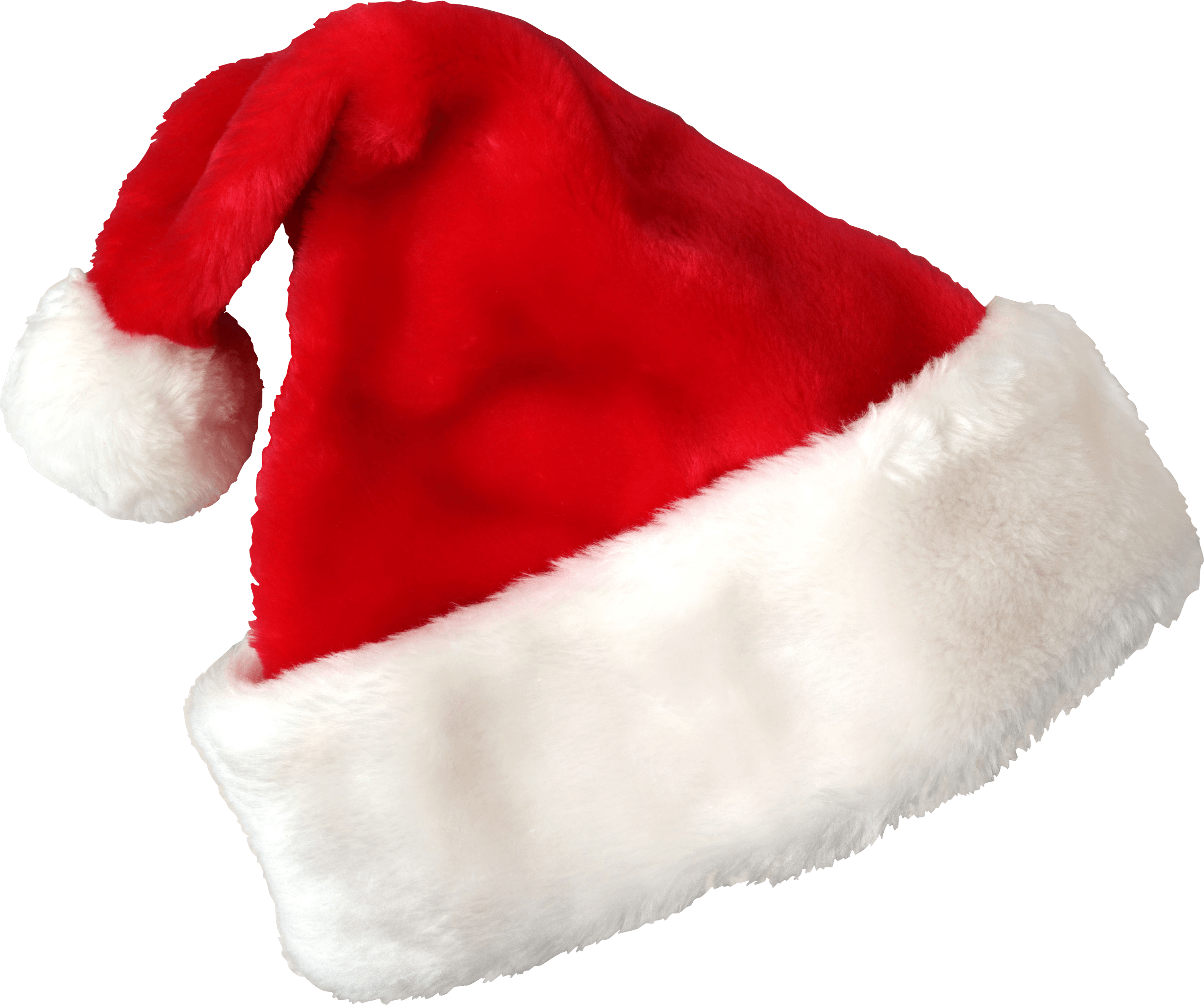 Download Santa Claus Hat  Free PNG photo images and clipart.