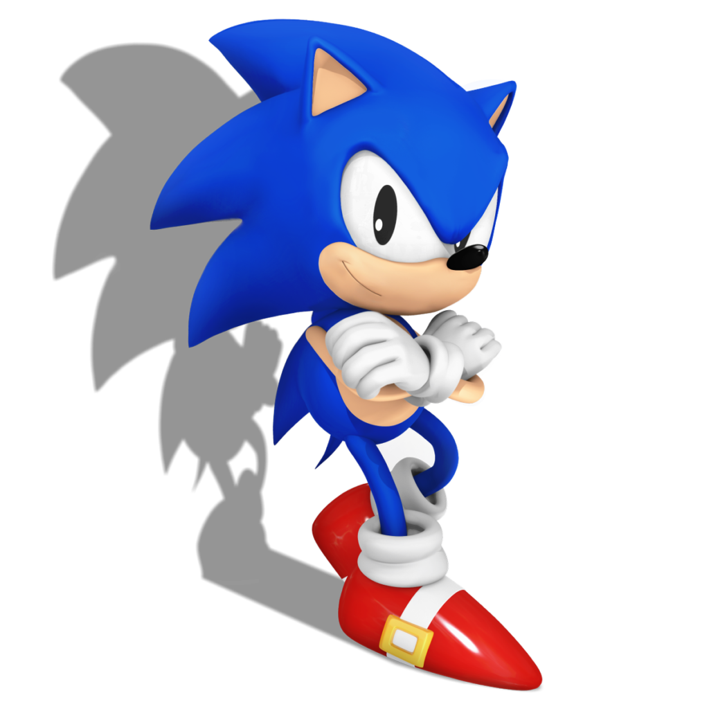 Free Transparent Sonic PNG | Sonic Transparent Background.