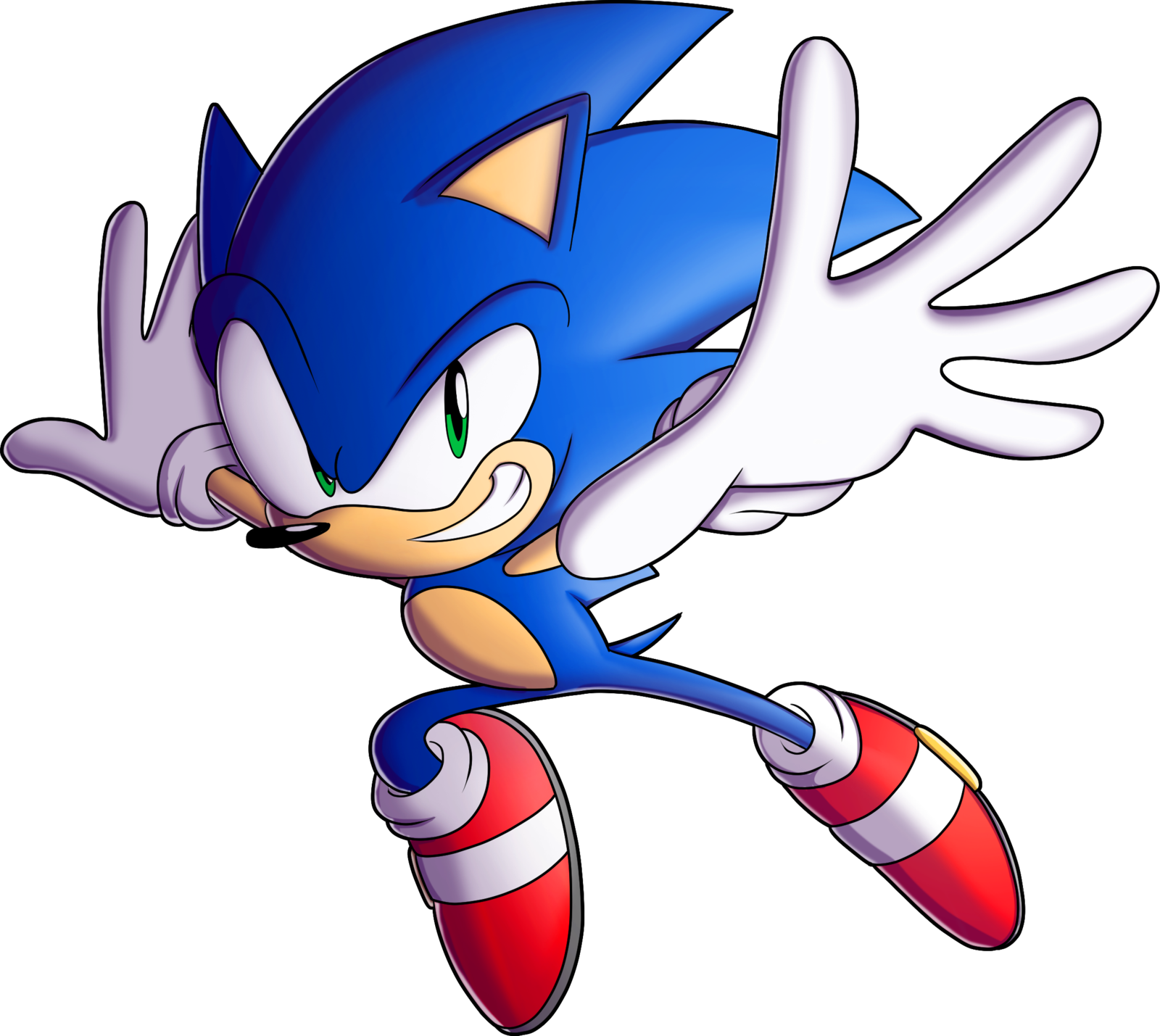 Sonic PNG