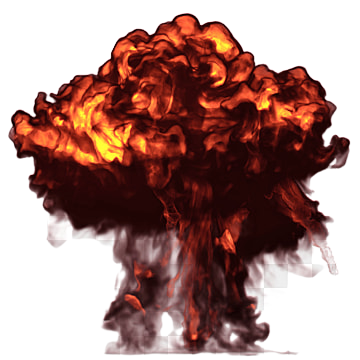 Fire Explosion PNG Images | Free Transparent Fire Explosion.💥